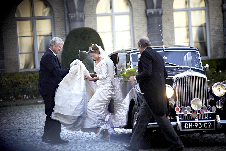 wedding of Prince Carlos de Bourbon de Parme