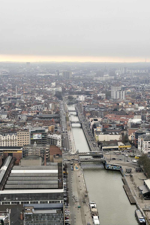 port de Bruxelles © Olivier Polet