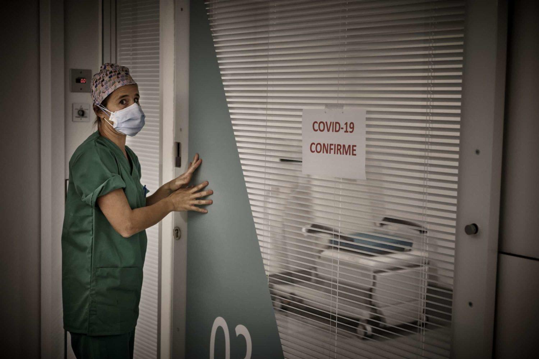 infirmiere des soins intensif