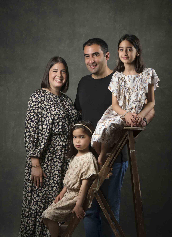 souvenir photo de famille