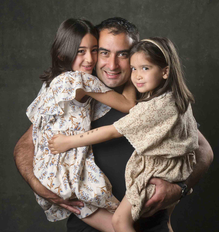 immortaliser une famille